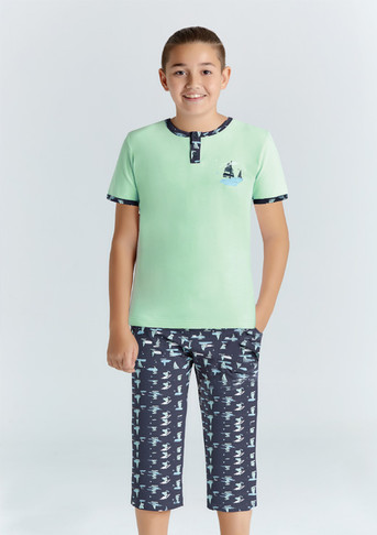 Пижама для мальчика, (арт. 9688)