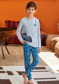 Пижама для мальчика, (арт. 9775)