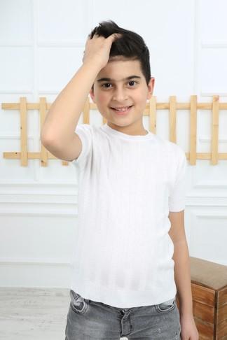 Футболка для мальчика (арт. 11300) Dassimisi - фото 3