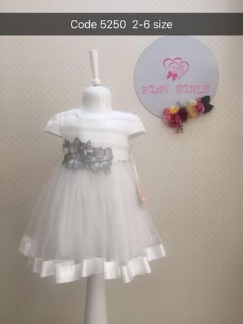 Платье для девочки, (арт. 5250)