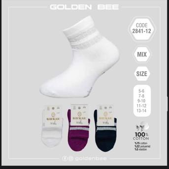 Носки для девочки, (арт. 2841)