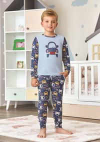 Пижама для мальчика, (арт. 9709)