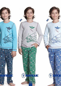 Пижама для мальчика, (арт. 9624)