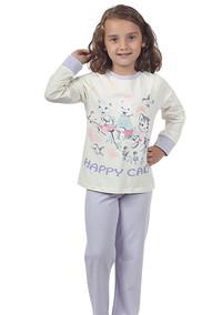 Пижама для девочки, (арт. 9030)