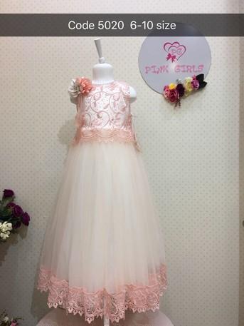 Платье для девочки, (арт. 5020)