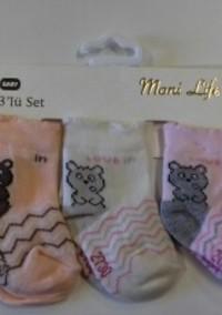 Носки для новорожденных, (арт. 2730)