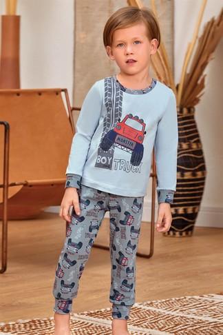 Пижама для мальчика (арт. 9777) Baykar - фото 2