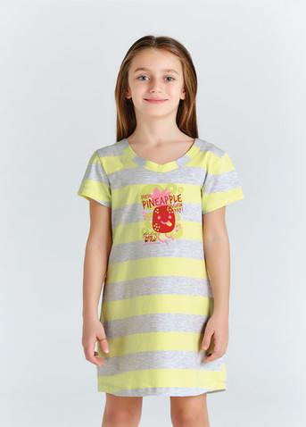 Ночная сорочка для девочки, (арт. 9222)