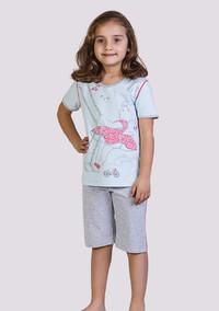 Пижама для девочки, (арт. 9040)