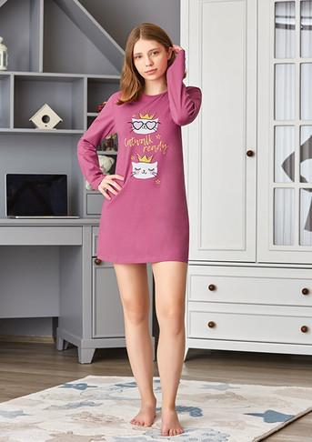 Ночная сорочка для девочки, (арт. 9264)