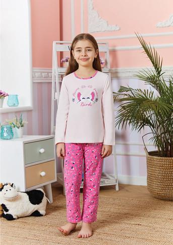 Пижама для девочки, (арт. 9251)