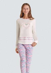 Пижама для девочки, (арт. 9391)