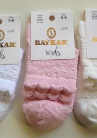 Носки для девочки, (арт. 2671)