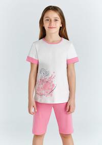 Пижама для девочки, (арт. 9213)