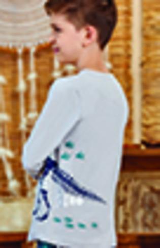 Пижама для мальчика (арт. 9600) Baykar - фото 1