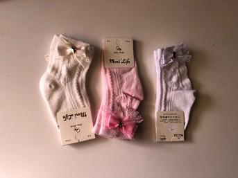 Носки для девочки, (арт. 2435)