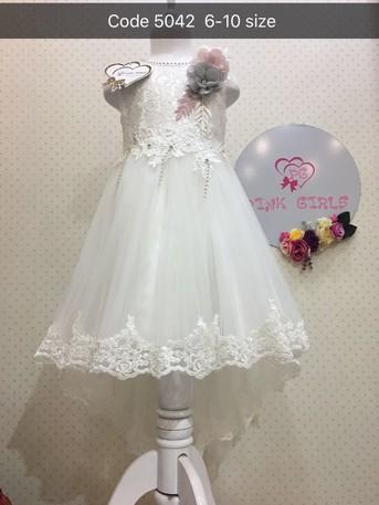 Платье для девочки, (арт. 5042)