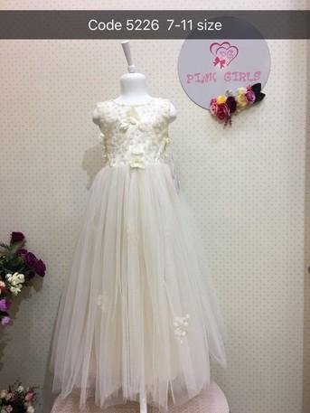 Платье для девочки, (арт. 5226)