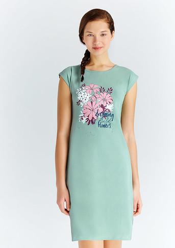 Ночная сорочка для девочки, (арт. 9228)