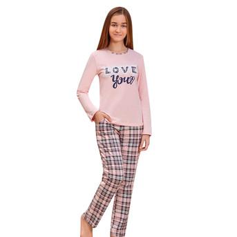 Пижама для девочки (арт. 9155) Baykar - фото 1