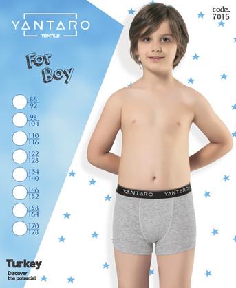 Боксеры для мальчика, (арт. 7015)