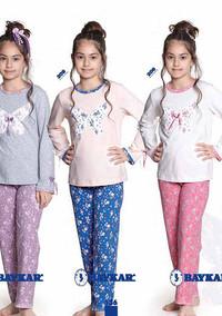 Пижама для девочки, (арт. 9346)
