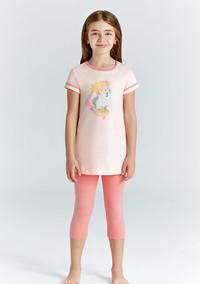 Пижама для девочки, (арт. 9211)