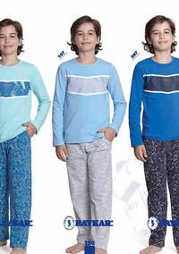 пижама для мальчиков арт.9643