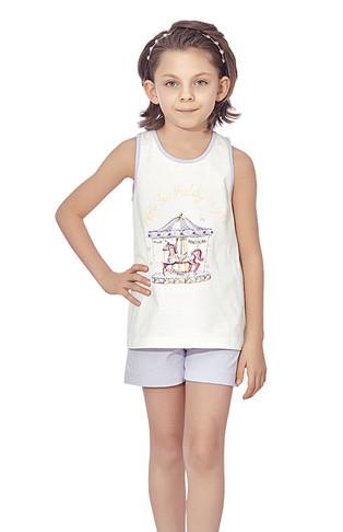 Пижама для девочки, (арт. 9316),  208