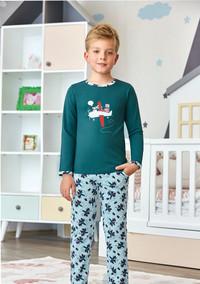Пижама для мальчика, (арт. 9707)