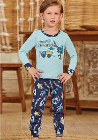 Пижама для мальчика, (арт. 9779)