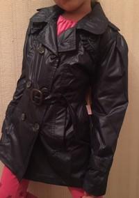 Пальто для девочки, (арт. 0806)