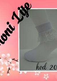 Носки для девочки, (арт. 2058)