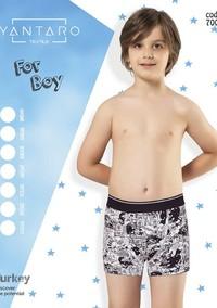 Боксеры для мальчика, (арт. 7008)