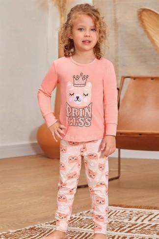 Пижама для девочек (арт. 9135) Baykar - фото 2