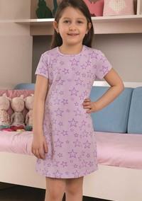 Ночная сорочка для девочки, (арт. 9113)