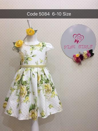 Платье для девочки, (арт. 5084)